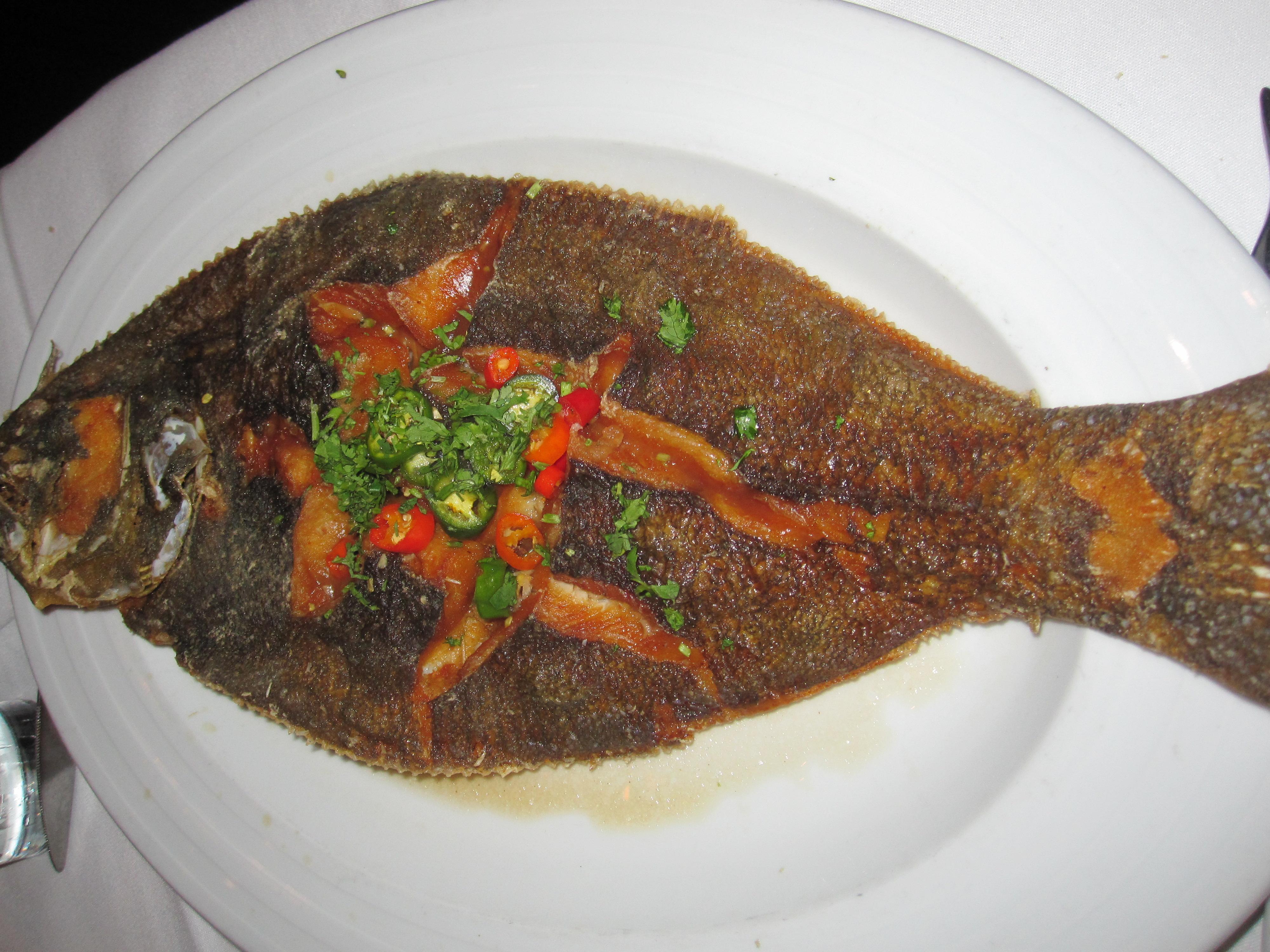 Reston va passionfish restaurant florida keys girl for Passion fish reston