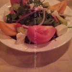 The Mediterranean salad